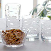 School of Fish Glassware