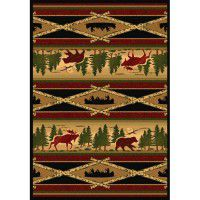 Aspen Wilderness Area Rug Collection