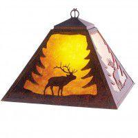 Elk Swag Pendant Light
