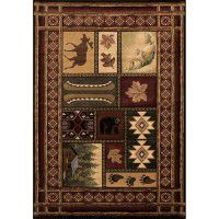 Cabin Chalet Area Rugs