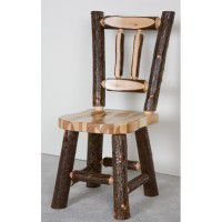 Northwoods Hickory Dining Room Chair