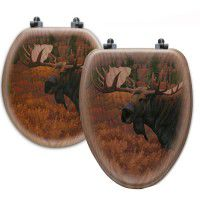 Denali Moose Toilet Seats