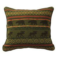 McWoods Accent Pillow