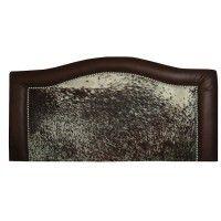 Ridge Leather Headboards