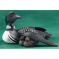 Mother Loon Limited Edition Decoy