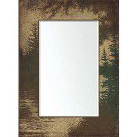 Northwoods Scenic Mirror