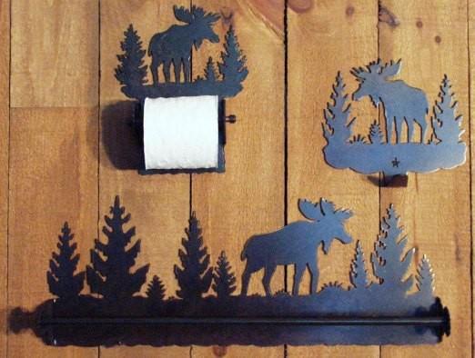 Moose Bathroom Accessories