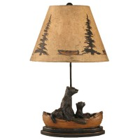 Rustic Lighting The Cabin Bear