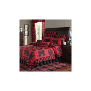 Cabin Bedding Rustic Bedding Lodge Quilts The Cabin Shop