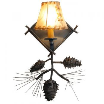 Rustic Wall Lamps