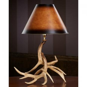 Antler Lamps