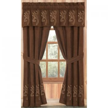 Cabin Decor Rustic Curtains