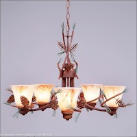 View Rustic Lighting 5
