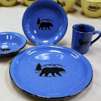 View Rustic Dinnerware 4