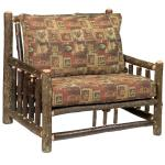 Hickory Log Living Room Furniture