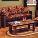 Barnwood Gathering Room Furniture