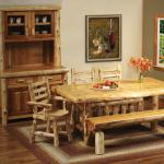 Cedar Dining Room Furniture