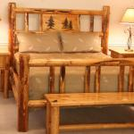 Lodge Pole Pine Furniture