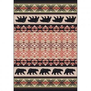 Cozy Bear Area Rugs