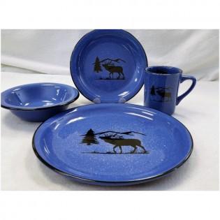 Bugling Elk Dinnerware