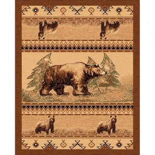 Wyoming Bear Trail 4x5