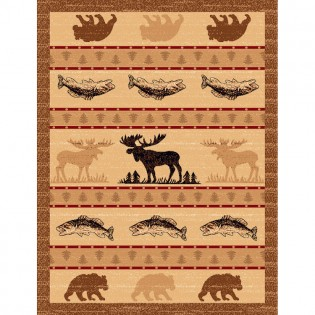 Forest Parade Area Rug