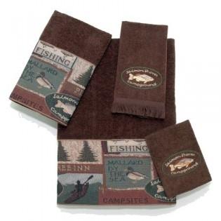 Pineland Fishing Towels