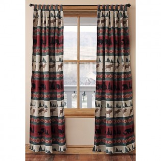 Takoma Rod Pocket Drapes