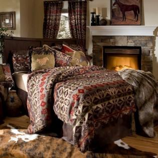 Montana Plains Comforter Set - Twin
