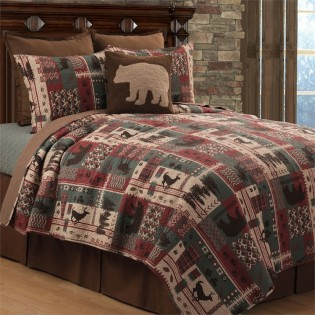 Killian Ridge Twin Quilt Set