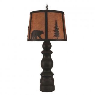 Kodiak Bear Table Lamp