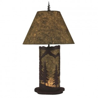 Pine Mountain Table Lamp