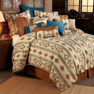 Alamosa Ikat Comforter Set