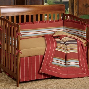 Baby Calhoun 3 Piece Crib Set