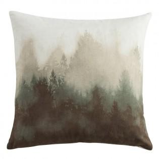 Watermark Tree Pillow