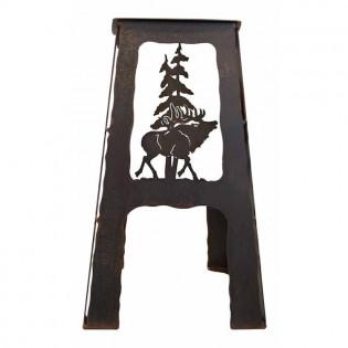 Elk Metal Bar Stool