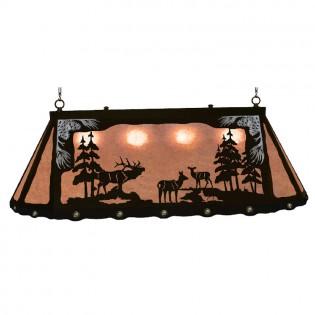 Elk Family Galley Light