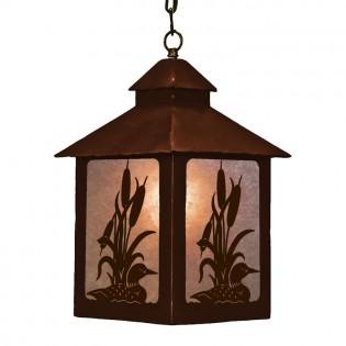 Loon Lantern Pendant Light