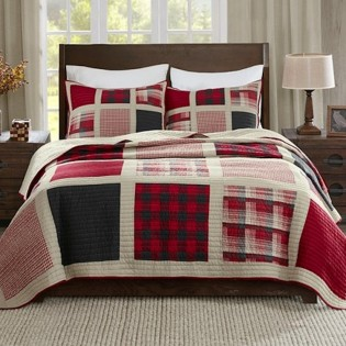 Woolrich Huntington Quilt Set