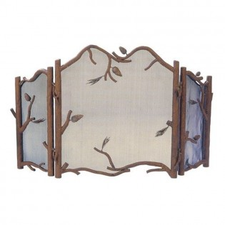 Ponderosa Fire Place Screen