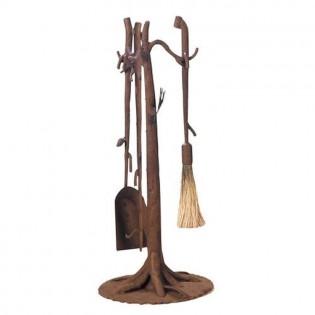 Ponderosa 3-Piece Fire Place Tool Set