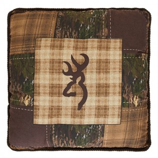 "Browning Country 18"" Pillow"