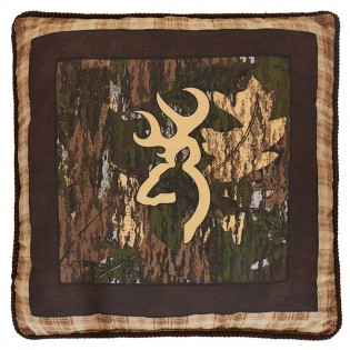 "Browning Country 20"" Pillow"