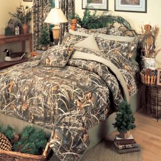 Camo Comforter Set