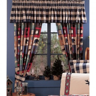 The Woods Lined Drapes
