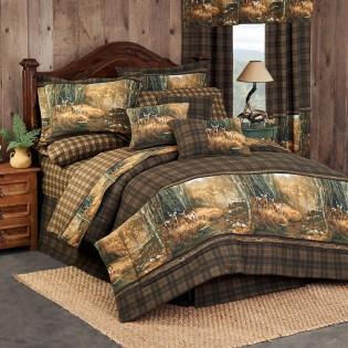 Whitetail Birch Comforter Set