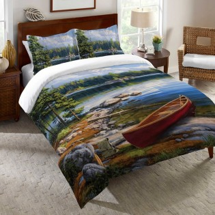 Blue Water Bay Duvet Covers