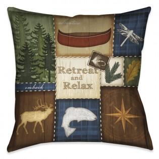 Retreat & Relax Pillow