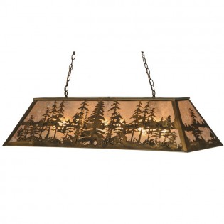 Pines Billiard Light