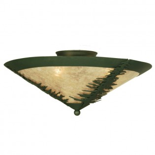 Tamarack Ceiling Light